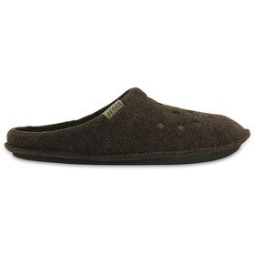 Crocs Classic Slippers Unisex, espresso/walnut